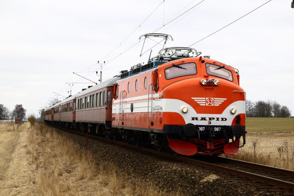 Vårat tåg